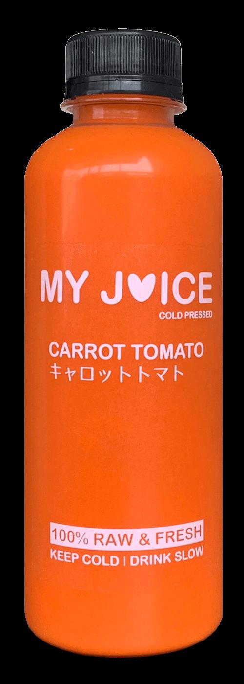 キャロットトマト