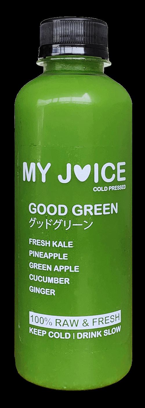GOOD GREEN