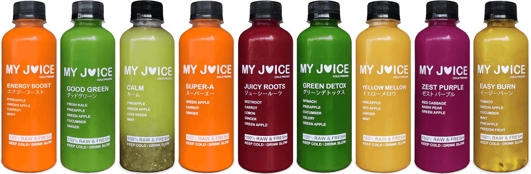 Juice Cleanse Program